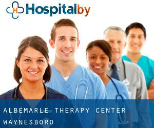 Albemarle Therapy Center-Waynesboro