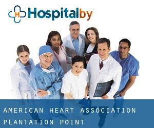 American Heart Association Plantation Point