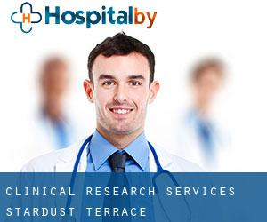 Clinical Research Services Stardust Terrace