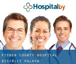 Fisher County Hospital District (Palava)