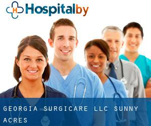 Georgia SurgiCare LLC Sunny Acres