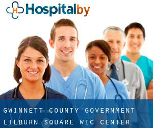 Gwinnett County Government: Lilburn Square WIC Center Wyloway