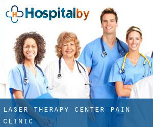 Laser Therapy Center, Pain Clinic