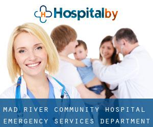 Mad River Community Hospital Emergency Services Department (Alliance)