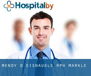 Mendy D. Eisnaugle, RPH Markle