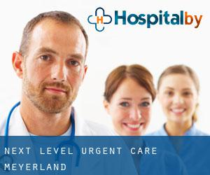 Next Level Urgent Care-Meyerland