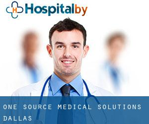 One Source Medical Solutions Dallas