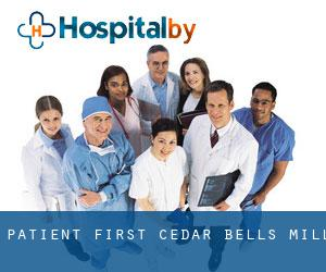 Patient First – Cedar Bells Mill