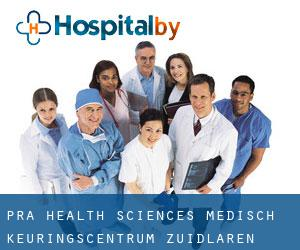 PRA Health Sciences Medisch Keuringscentrum Zuidlaren