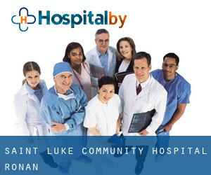 Saint Luke Community Hospital (Ronan)