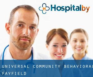 Universal Community Behavioral Fayfield